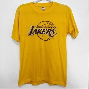 VINTAGE | 80s LA Lakers Basketball Shirt